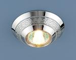 Изображение Точечный светильник 120092 CH (хром)