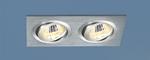 Изображение Алюминиевый точечный светильник 1011/2 CH (хром)