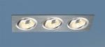 Изображение Алюминиевый точечный светильник 1011/3 CH (хром)