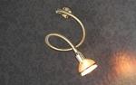 Изображение Подсветка галогенная 1214 золото