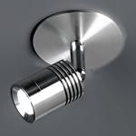 Изображение Cветодиодный светильник 9901 LED CH хром