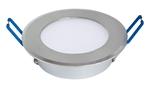 Изображение Встраиваемый потолочный светодиодный светильник DLL 110 3300K