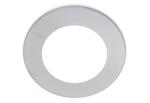 Изображение Встраиваемый потолочный светодиодный светильник DLS 155 (slim) 12W 6500K белый (WH)