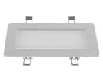 Изображение Встраиваемый потолочный светодиодный светильник DLS 210 4200K