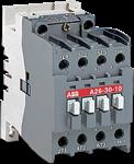 Изображение Контактор AX09-30-10-80 9А AC3, с катушкой управления 220-230В АС ABB