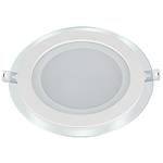 Изображение Встраиваемый потолочный светодиодный светильник DLKR160 12W 4200K белый