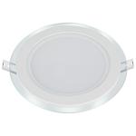 Изображение Встраиваемый потолочный светодиодный светильник DLKR200 18W 4200K белый