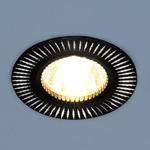 Изображение Точечный светильник 2003 MR16 BK/SL черный/серебро
