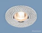 Изображение Алюминиевый точечный светильник 2006 MR16 WH белый