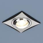 Изображение Точечный светильник 5108 MR16 CH/BK хром/черный