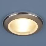 Изображение Влагозащищенный точечный светильник 1080 MR16 CH хром