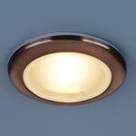Изображение Влагозащищенный точечный светильник 1080 MR16 RAB медь
