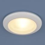 Изображение Влагозащищенный точечный светильник 1080 MR16 WH белый