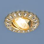 Изображение Точечный светильник 120078 MR16 GD золото