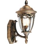 Изображение Настенный светильник Mensa U черное золото (арт. GLXT-1473U)