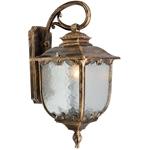 Изображение Настенный светильник Sculptor D черное золото (арт. GLXT-1407D)