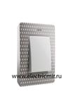 Изображение 8200610-211 Рамка на 1 пост, тепло-серый, точки, 82 Detail