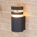 Изображение Настенный уличный светильник Techno 1444 черный