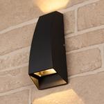Изображение Настенный уличный светильник Techno 1016 черный