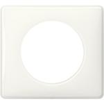 Изображение 66631 Рамка 1 пост Белый глянец Celiane