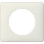 Изображение 66701 Рамка 1 пост Белая перкаль Celiane