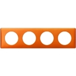 Изображение 68764 Рамка 4 поста Оранж пунктум Celiane