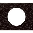 Изображение для категории Рамки Кожа Блэк Пиксел Celiane