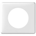 Изображение 68631 Рамка 1 пост белая Celiane