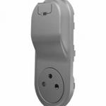 Изображение 67117 Розетка 2К+З со встроенным универсальным зарядным устроиством USB - 1000 мА Celiane