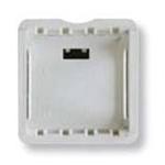 Изображение ABB NIE Zenit Бел Адаптер для установки на DIN-рейку, 2-модульный