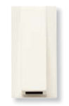 Изображение ABB NIE Zenit Бел Вывод кабеля 1 мод