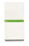 Изображение ABB NIE Zenit Бел Выключатель 1-клавишный кнопочный с индикацией НО-контакт 1 мод