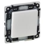 Изображение Valena LIFE IP44.Выключатель двухполюсный 16АХ 250В с лицевой панелью.Винтовые зажимы.Белый