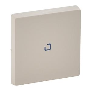 Изображение Valena LIFE.Лицевая панель для выключателя одноклавишного с подсветкой/индикацией.Слоновая кость