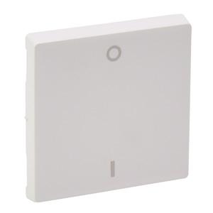 Изображение Valena LIFE.Лицевая панель для выключателя двухполюсного.Белая