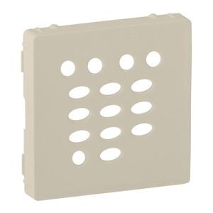 Изображение Valena LIFE.Лицевая панель для модуля расширения тюнера FM.Слоновая кость