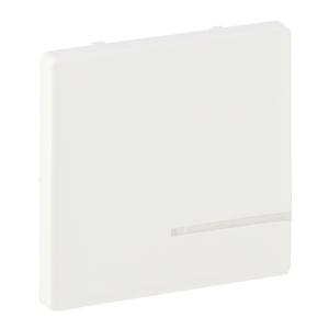 Изображение Valena LIFE MyHome Play Zigbee. Лицевая панель для радиоприемного выключателя 1-канального с нейтралью.Белая