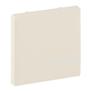 Изображение Valena LIFE MyHome Play Zigbee. Лицевая панель для радиоприемного выключателя 1-канального с нейтралью.Слоновая кость