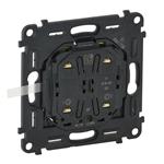 Изображение Valena IN'MATIC MyHome Play Zigbee. Радиоуправляющее устройство двухклавишное для управления освещением On/Off.