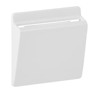 Изображение Valena LIFE/ALLURE.Лицевая панель для выключателя электронного с ключом-картой.Белая