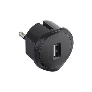 Изображение USB д/зарядки 1.5А черн Legrand