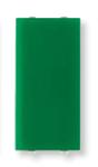 Изображение ABB NIE Zenit Зеленый Светосигнализатор с LED лампой, 1 мод