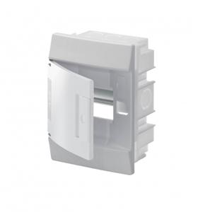 Изображение ABB Mistral41 Бокс в нишу 4М непрозрачная дверь (без клемм)