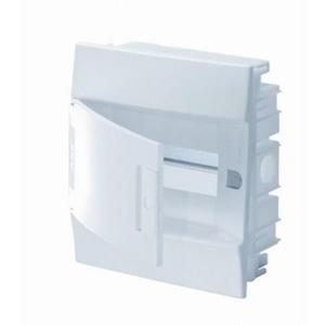 Изображение ABB Mistral41 Бокс в нишу 8М непрозрачная дверь (c клемм)