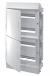 Изображение ABB Mistral41 Бокс в нишу 72М непрозрачная дверь (c клемм)