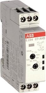 Изображение ABB CT-AHD Реле времени модульное (задержка откл.) 7 диапозонов вр.