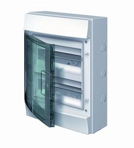 Изображение ABB Mistral65 бокс навесной 24М прозрачная дверь (без клемм)