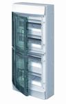 Изображение ABB Mistral65 бокс навесной 48М прозрачная дверь (без клемм)