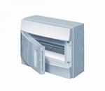 Изображение ABB Mistral65 бокс навесной 12М непрозрачная дверь (без клемм)