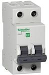 Изображение EASY 9 Автоматический выключатель 2P 25A (C)